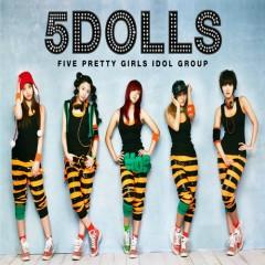 Charming Five Girls  - 5Dolls