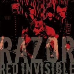 RED INVISIBLE - RAZOR