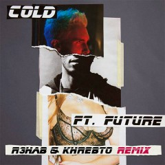 Cold (R3hab & Khrebto Remix) (Single) - Maroon 5, Future