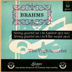 Brahms - String Quartets No. 2 & 3
