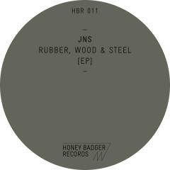 Rubber, Wood & Steel (Single)