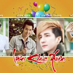 Liên Khúc Thì Thầm Mùa Xuân - Phạm Trưởng,Lâm Chấn Khang,Akira Phan,Hồ Việt Trung