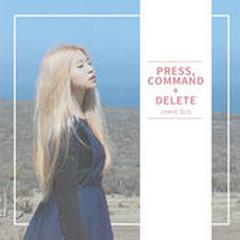 Press, Command + Delete (Single)