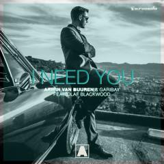 I Need You (Single)