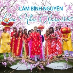 Liên Khúc Xuân 2015 (Single) - Lâm Bình Nguyên