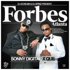 Forbes Atlanta - Sonny Digital,Que