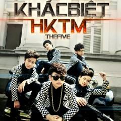 Khác Biệt (Mini Album) - HKT - M The Five