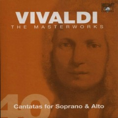 Vivaldi - The Masterworks CD 40