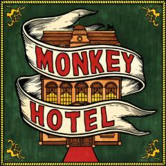 MONKEY HOTEL - Jannabi