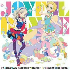 Aikatsu! 3rd Season Insert Song Mini Album 1 Joyful Dance