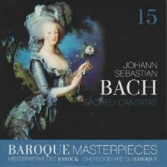 Baroque Masterpieces CD 15 - Bach Sacred Cantatas