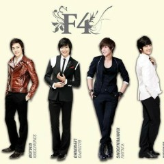 SS501 & Lee Min Ho F4 SPECIAL EDITION - SS501