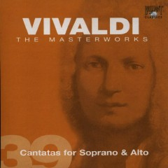 Vivaldi - The Masterworks CD 39 (No. 1) - Nicholas McGegan, Various Artists