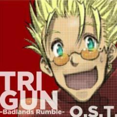 Trigun: Badlands Rumble O.S.T CD2