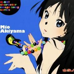 K-ON! character image song series Mio Akiyama