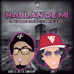 Hablan de Mi  (Single)