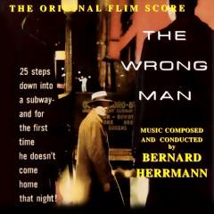 The Wrong Man OST (P.2) - Bernard Herrmann