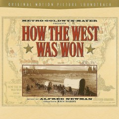 How The West Was Won OST CD2 (P.1) - Alfred Newman