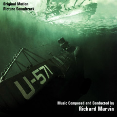 U-571 OST (Score) (P.1) - Richard Marvin