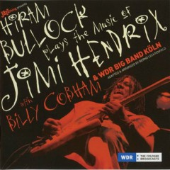 Plays the Music of Jimi Hendrix - Hiram Bullock