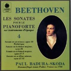 Beethoven - Les Sonates Pour Le Pianoforte Sur Instruments D'epoque CD 4