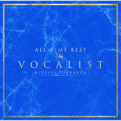 All Time Best Vocalist CD1 - Tokunaga Hideaki