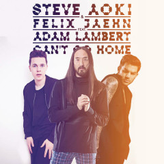 Can't Go Home (Single) - Steve Aoki,Felix Jaehn,Adam Lambert