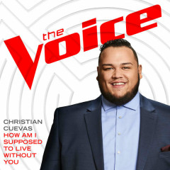 How Am I Supposed To Live Without You (The Voice Performance) (Single) - Christian Cuevas