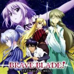BRAVE BLADE! - Megu Sakuragawa