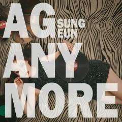 Anymore (Single) - Ag Sung Eun