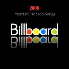 Billboard Hot 100 Of 2008 (CD1)