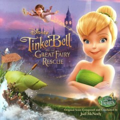 TinkerBell And The Great Fairy Rescue (Score) (P.1)