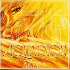 Genesis of Aquarion OP Maxi Single - AKINO