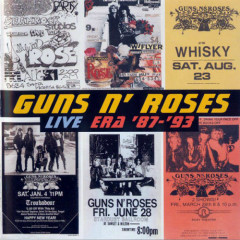 Live Era (CD1) - Guns N' Roses