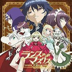 Lance N' Masques OST CD1
