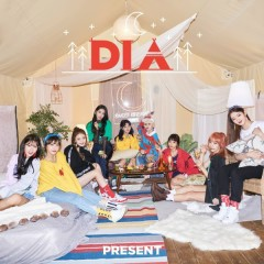 Present (Mini Album) - DIA