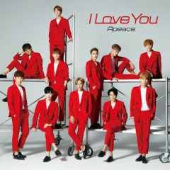 I LOVE YOU (Single) - A-Peace