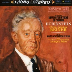 Fritz Reiner - The Complete RCA Album Collection CD 15 (No. 1)