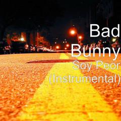 Soy Peor (Instrumental) (Single)