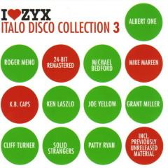 I Love ZYX Italo Disco Collection 3  cd3