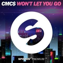Won't Let You Go (Single)