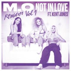 Not In Love (Remixes, Vol. 1) (Single) - M.O, Kent Jones