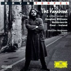 The Vagabond Vaughan Williams, Finzi, Butterworth, Ireland No.1 - Bryn Terfel