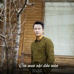 Cơn Mưa Nhỏ Đầu Mùa (Single) - Hoàng Bách
