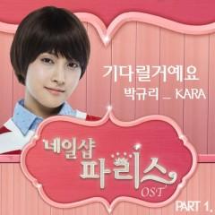 Nail Shop Paris OST Part.1 - Park Gyuri