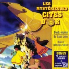 Les Mystérieuses Cités d'Or - Bande originale du dessin animé