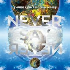 NEVER SAY NEVER - THREE LIGHTS DOWN KINGS