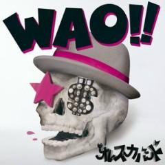 Wao!! - Oreskaband