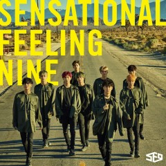 Sensational Feeling Nine (Japanese) - SF9