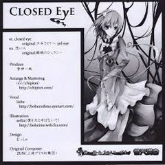 CLOSED EYE